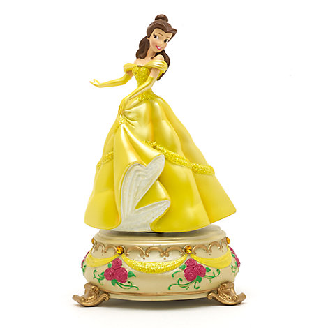 Disneyland Paris Belle Musical Figurine