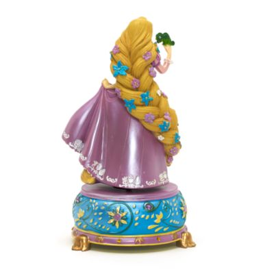 Disneyland Paris Rapunzel Musical Figurine