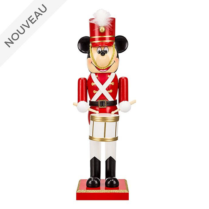 Disneyland Paris Mickey Mouse soldat Casse noisettes