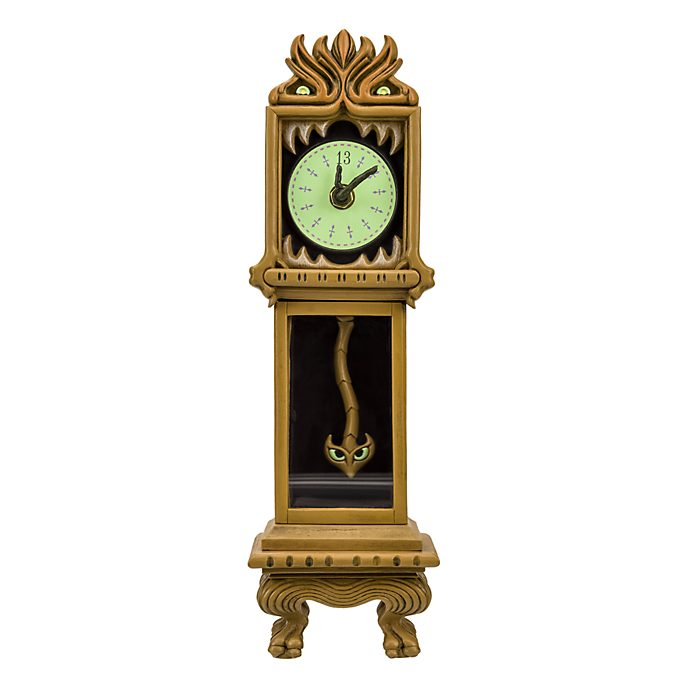 Disneyland Paris Phantom Manor Clock Figurine