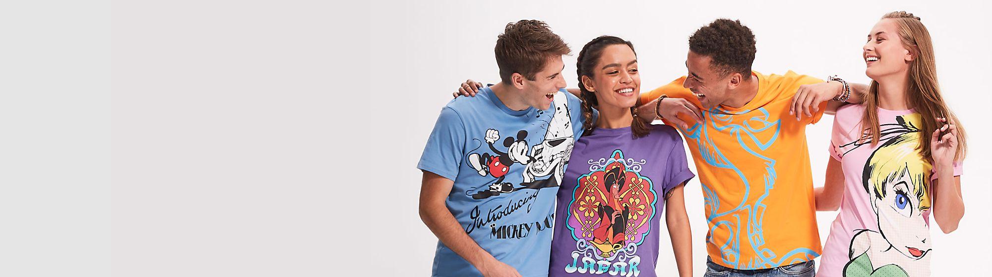 Disney per gli adulti Chiamata per tutti i bambini cresciti! Trova i migliori vestiti, articoli per la casa, oggetti da collezione e accessori nella nostra selezione. SCOPRI DI PIÙ