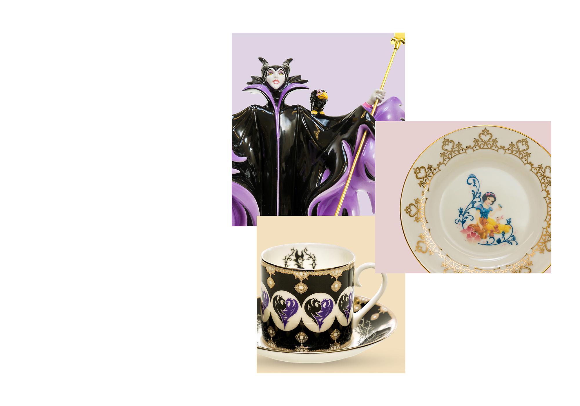 Collezionabili di classe La  English Ladies Co. è una gamma di statuine e articoli da regalo in fine porcellana con disegni unici e alti livelli di dettaglio nel modello e nella pittura. ACQUISTA ORA