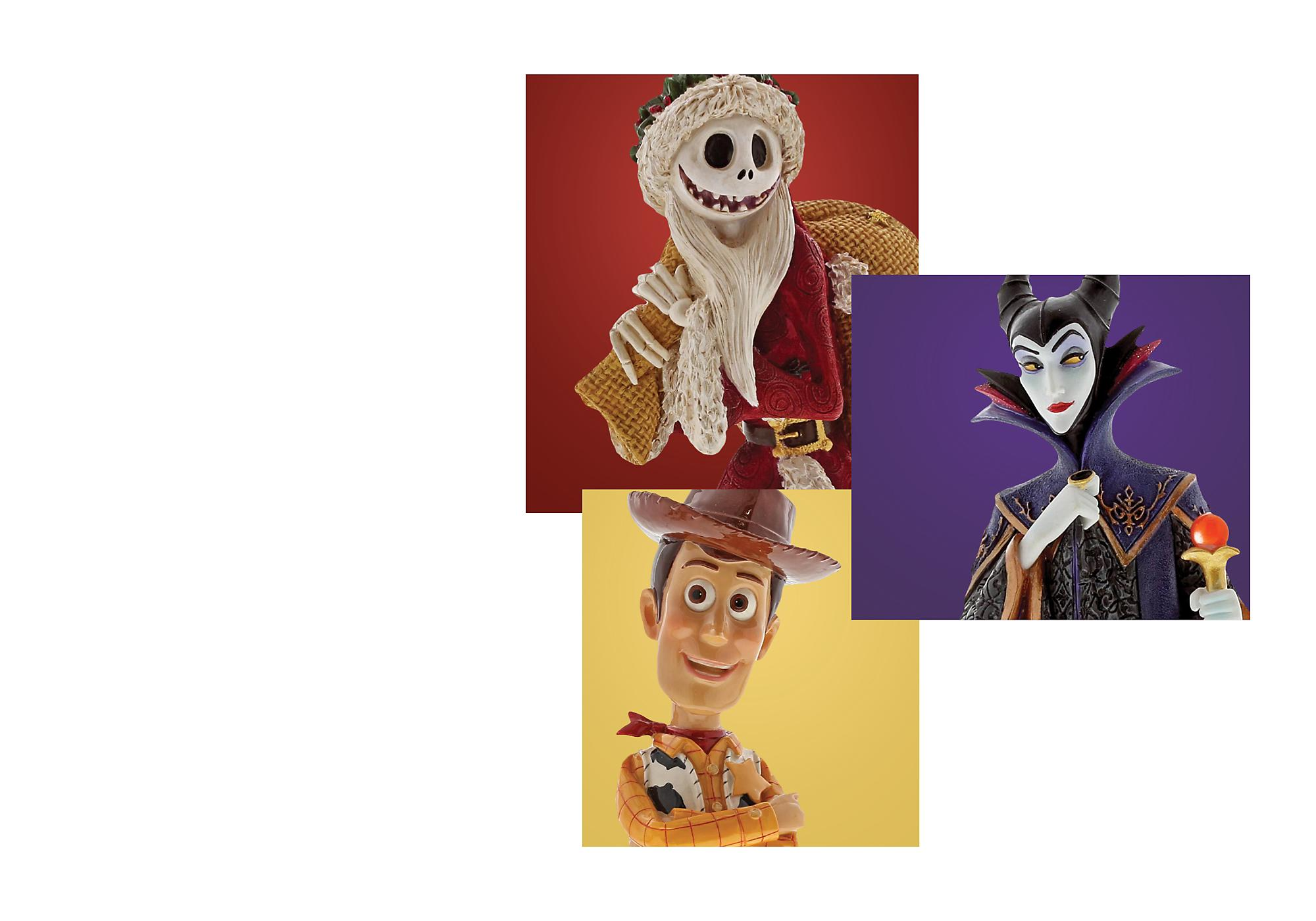 Complete Your Collection Collectible figurines designed by Jim Shore combines the magic of Disney with traditional motifs of handmade folk art. SHOP NOW