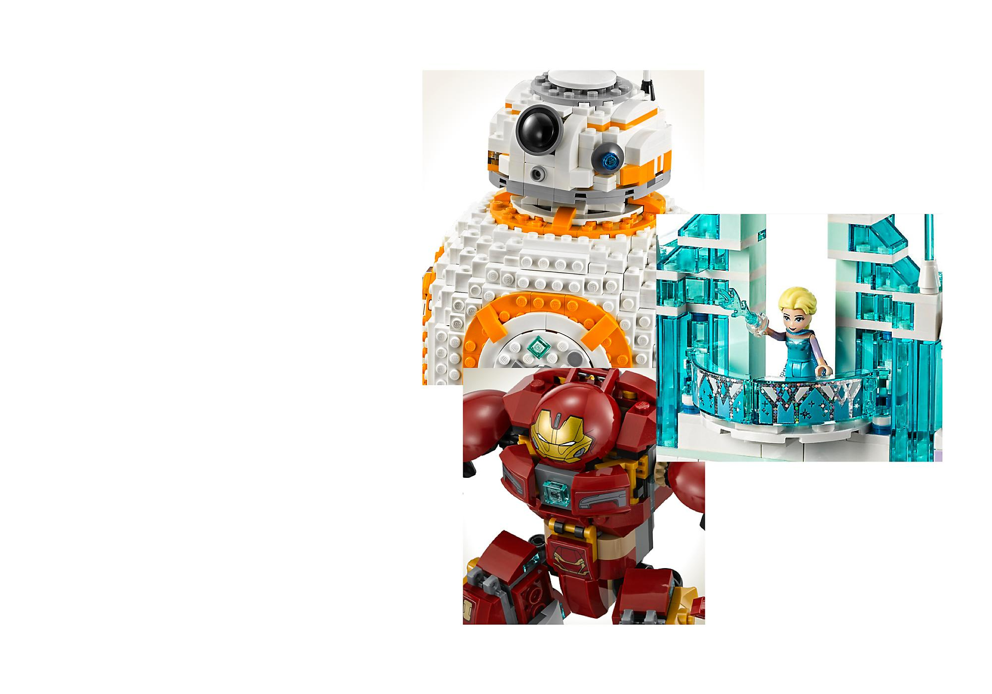 Inspire Imagination and Endless Fun There's endless fun to be had with our great selection of LEGO collections.