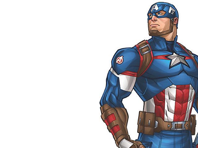 Marvel  DÉCOUVRIR