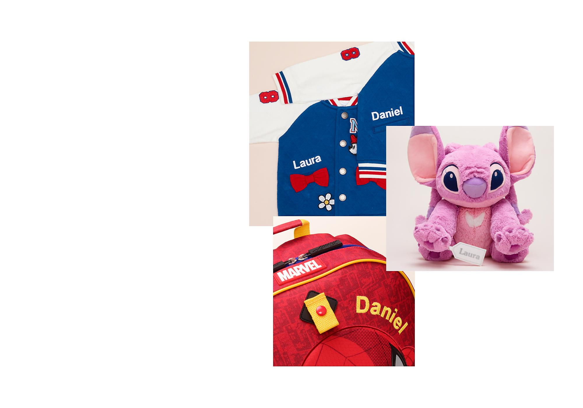 Personalised Gifts Ideas - Soft Toys, Clothing & More | shopDisney