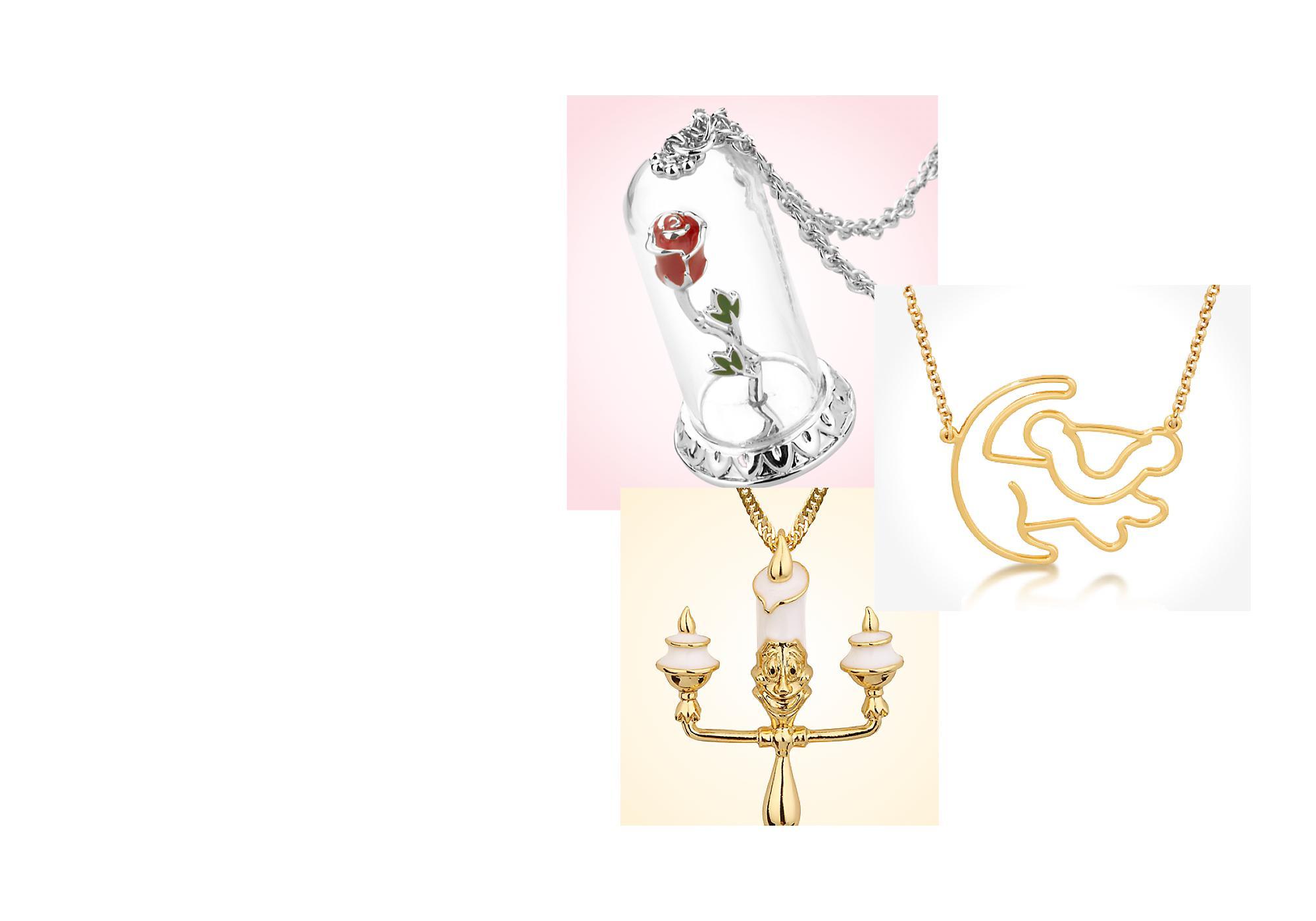 Whimsical Wonder Ti presentiamo Couture Kingdom di Disney, una collezione di gioielli squisita e di tendenza destinata a deliziare tutti i fan della Disney che amano la moda. ACQUISTA ORA