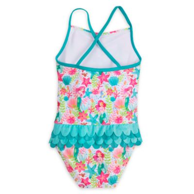 The Little Mermaid Swimming Costume For Kids