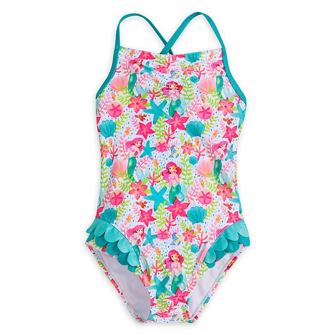 Disney Store The Little Mermaid Swimming Costume For Kids