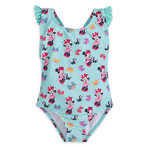 Minnie Mouse Swimsuit For Kids