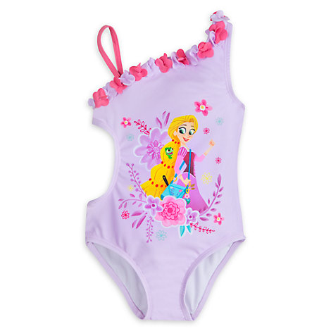 Tangled Swimming Costume For Kids