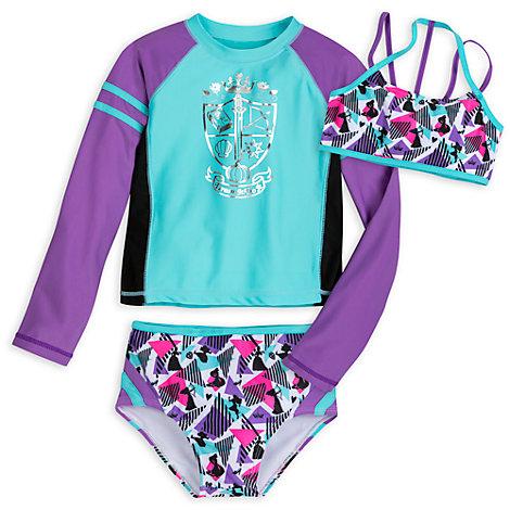 Bikini e maglia tecnica Principesse Disney