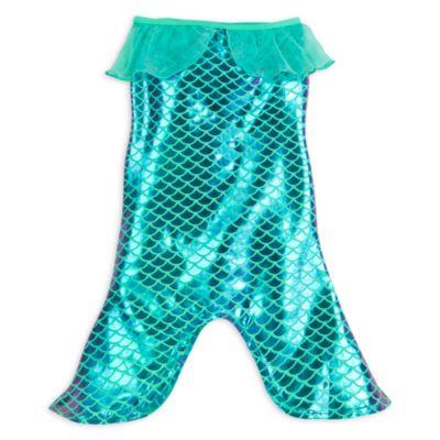 Completo costume bimbi 3 pezzi La Sirenetta