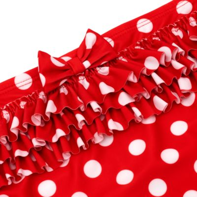 Collezione Minni Rocks the Dots, Set di 2 costumi a mutandina