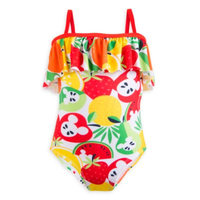 Maillot de bain Mickey Mouse pour enfants, collection Summer Fun