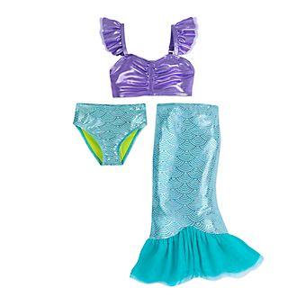 Disney Store Ensemble de bain 3pièces La Petite Sirène pour enfants