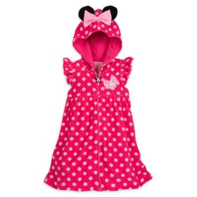 Sortie de bain Minnie Mouse pour enfants