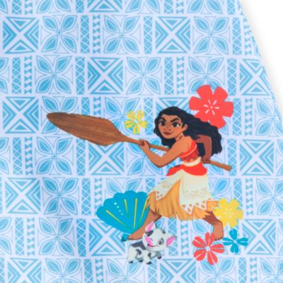 Moana Swim Cover-Up For Kids