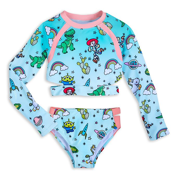 27e7d6907f7 Disney Store Toy Story Swimsuit Set For Kids