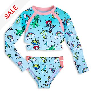 Disney Store Toy Story Swimsuit Set For Kids