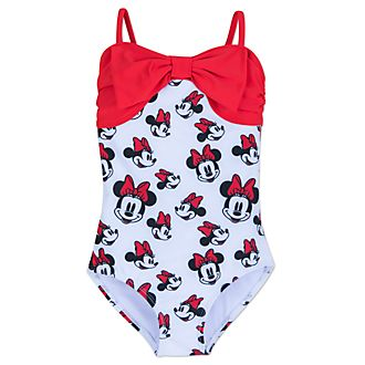 Disney Store Minnie Rocks the Dots Swimming Costume For Kids