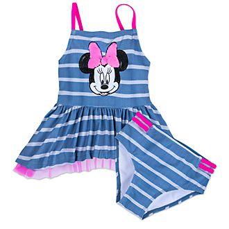 Disney Store - Minnie Maus - 2-teiliger Badeanzug für Kinder