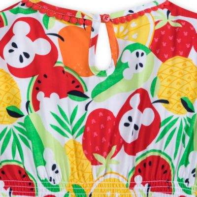 Mickey Mouse Summer Fun Kaftan For Kids