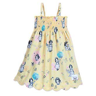 Vestido infantil de tirantes colección Disney Animators, colección Disney Store