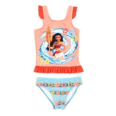 Vaiana - 2-teiliger Badeanzug für Kinder