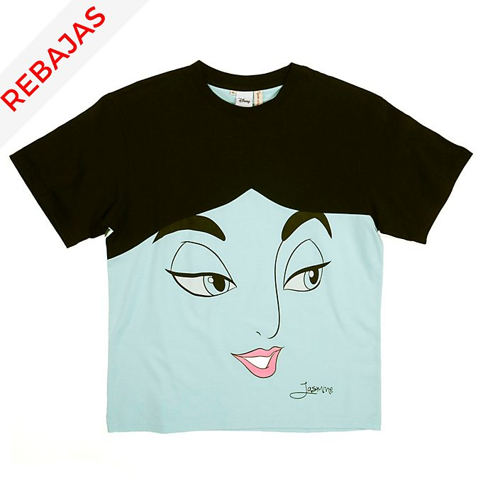 Never Say Never camiseta princesa Jasmine para adultos