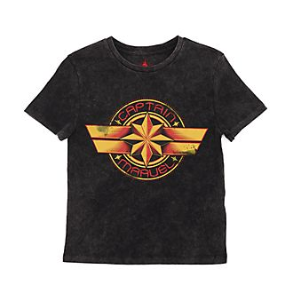 Camiseta Capitana Marvel para adultos, Disney Store