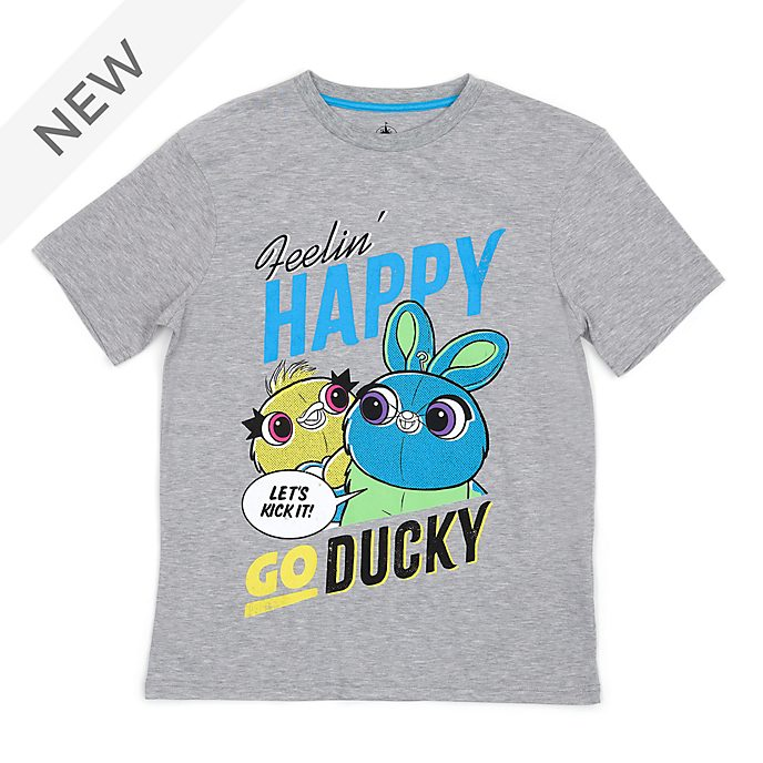 Disney Store Ducky and Bunny T-Shirt For Adults, Toy Story 4