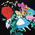 Disney Store Sweatshirt à capuche Alice au Pays des Merveilles pour adultes