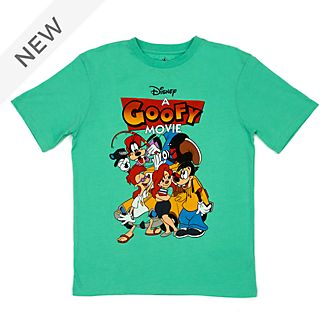Disney Store A Goofy Movie T-Shirt For Adults