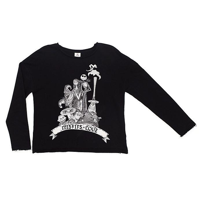 Disney Store Sweatshirt L'Étrange Noël de Monsieur Jack pour adultes