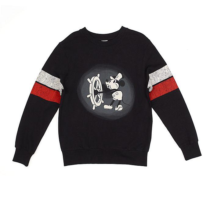 Disney Store - Steamboat Willie - Sweatshirt für Erwachsene