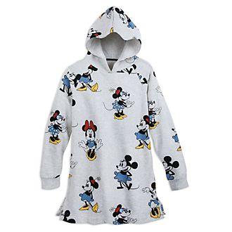 Disney Store Tunique à capuche Minnie Mouse pour femmes