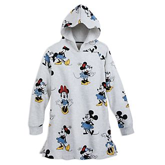 Disney Store Minnie Mouse Ladies' Hooded Tunic