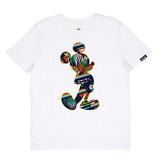 Disney Store - Micky Maus - Rainbow Disney - T-Shirt für Erwachsene