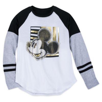 Camiseta de Mickey Mouse para mujer