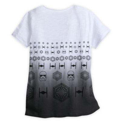 Camiseta la Primera Orden para mujer, Star Wars: Los últimos Jedi