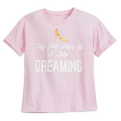 Camiseta rosa Oh My Disney