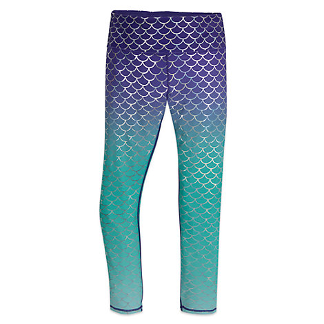 Oh My Disney The Little Mermaid Ladies' Leggings