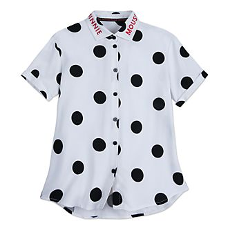 Camicia adulti Minni Rocks the Dots Disney Store