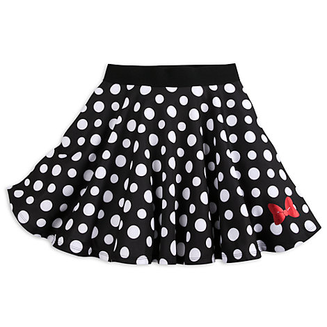 Minnie Rocks the Dots Ladies' Skirt