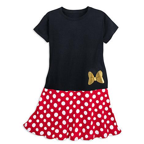 Minnie Rocks the Dots Ladies' Dress