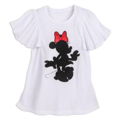Minnie Rocks The Dots Ladies' T-Shirt