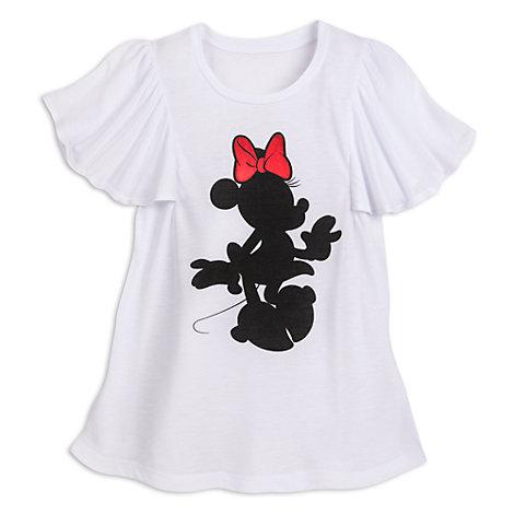 Camiseta Minnie Rocks The Dots para mujer