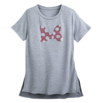 T-shirt Minnie Rocks The Dots pour femmes