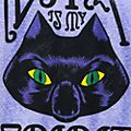 Disney Store Binx Ladies' Sleeveless T-Shirt, Hocus Pocus